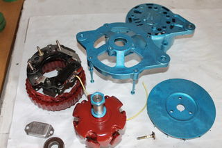 Refurbished Alternators